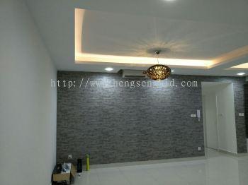 Living Room / Hall Design - Living Room / Hall Design