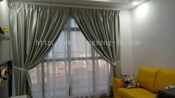 Curtain Colour Design
