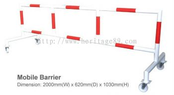 Mobile Barrier