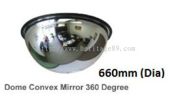 Dome Convex Mirror 360 Degree 660mm (Dia)