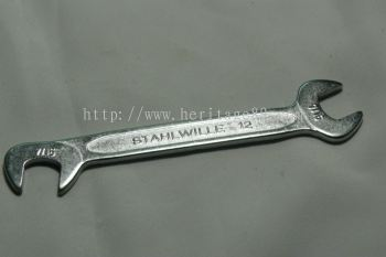 """Small Double Open Ended Spanners ( ELECTRIC ) 7/16"""" A/F"""