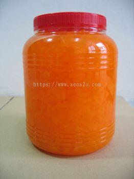 coconut plum orange