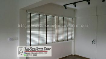 TB 01 Timber Blinds Design and Installation Service