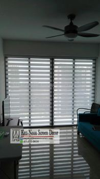 ZB 01 Zebra Blinds supply and Installation Service