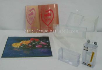 Silkscreen Label