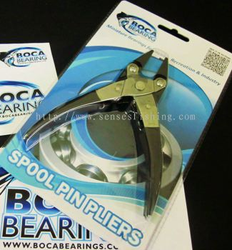 FISHING SPOOL PIN PLIERS TOOL