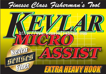 KEVLAR MICRO ASSIST - Extra Heavy Hook