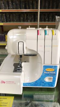 New Industrial Overlock And Portable Overlock Sewing Machine