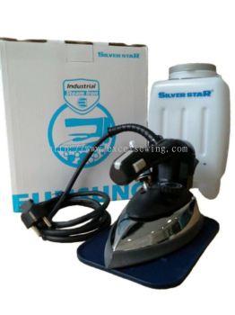 Stream Iron And Curting Machine