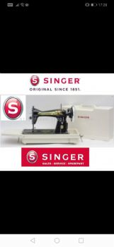 New Singer Antique Sewing Machine