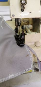 Second Hand Portable Mini Overlock Sewing machine
