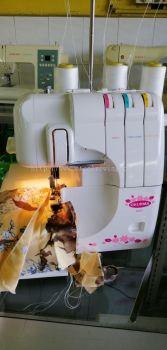 Okurma Portable Overlock Sewing machine