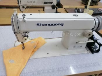 SHANGGONG HI SPEED INDUSTRIAL LOCKSTICH LOCKSTICH SEWING MACHINE
