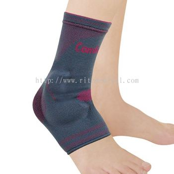 CO-9033 Pattern Ankle Support with pad