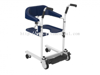Transfer Chair Mover 1.0  Blue  YWJ-01A