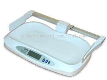 HB20L HiWeigh Baby Scale BARL 20kg 5g