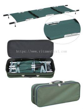 Aluminum Alloy Foldaway Stretcher (4 folded)  Model YXH-1F2