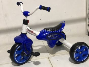T2-Blue Tricycle