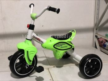 T2-GreenTricycle