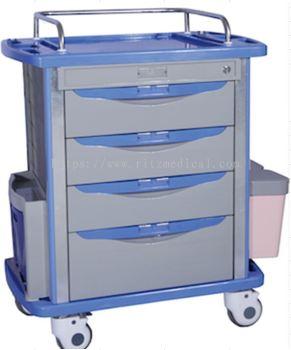 LM Single Side Drawers Medicine  Cart MN-DC-01