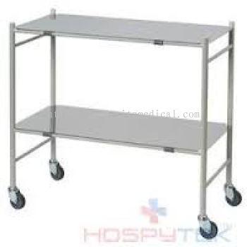 Medical Dressing trolley  2 Layer