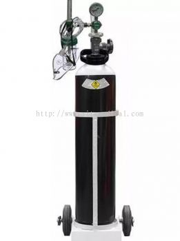 Medical use Oxygen Tank 10L Complet set