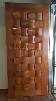 Solid Decorative 3D Doors