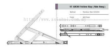 ST Guchi Friction Stay (Side Hung)