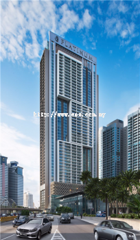 General View to Platinum Victory Property Sdn Bhd, Jalan Sultan Ismail