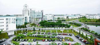 General View to UNIMAS Development Project at Sarawak