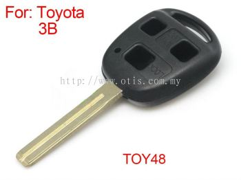 Toyota Genuine 3B Remote Key TOY48