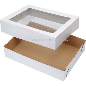 Cup Cake Boxes - Cup Cake without Windor/Handle(Kraft Cupcake Box��