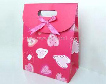 Paper Bag - Art Card Paper Bag