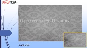 PVC WALLPAPER 8104