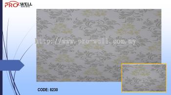 PVC WALLPAPER 8230