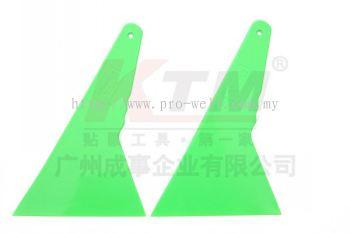"TL0014 Triangle 10""/6""(GN)"