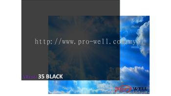 35 Black 1PLY   (5' x 100')