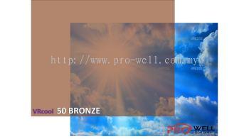 50 Bronze 1PLY   (5' x 100')