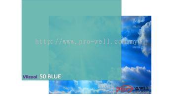 50 Blue 1PLY   (5' x 100')