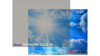 TATINIUM GOLD 45   (5' x 100')