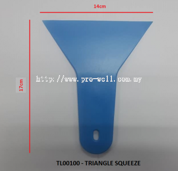 TRIANGLE SQUEEZE