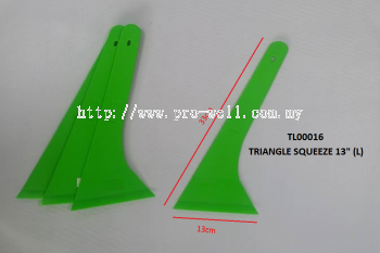 TRIANGLE SQUEEZE 13inch (L-LEFT HAND)