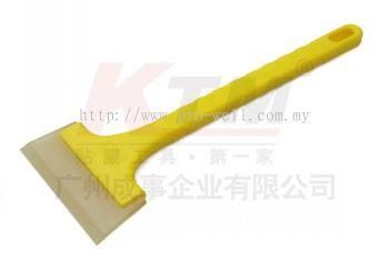 "TL0007 Rubber Plastic 9""/5""(YL)"