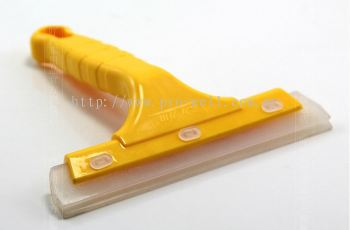 TL007 Square Handle with Rubber (YL)