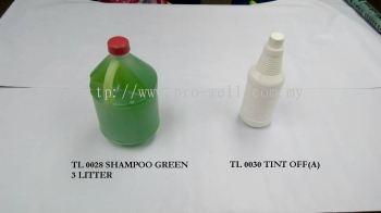 TL0028 Shampoo 3Little