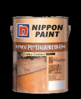 Nippon 1 Pack Pu Timbercoat
