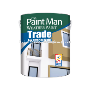 Mr Paint Man Weather Paint Trade