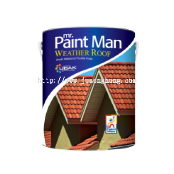 Mr Paint Man Weather Roof