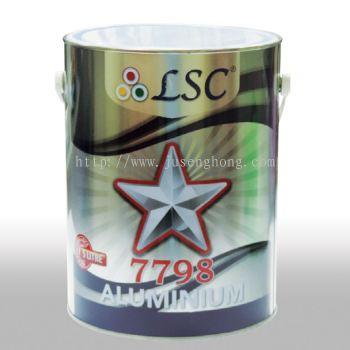 LSC 7798 Aluminium Paint