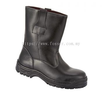 Safety Shoe 2303-Black - Chen Wing Shoes Store
